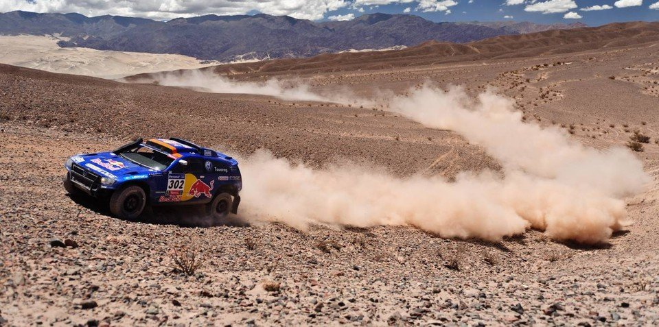 Volkswagen to exit Dakar Rally to focus on WRC: report