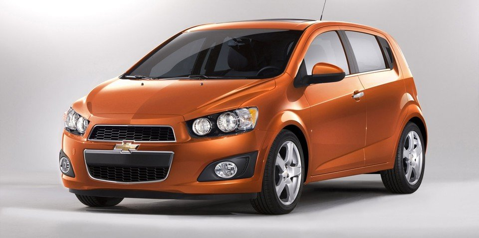 Chevrolet Sonic $2500 more expensive than predecessor
