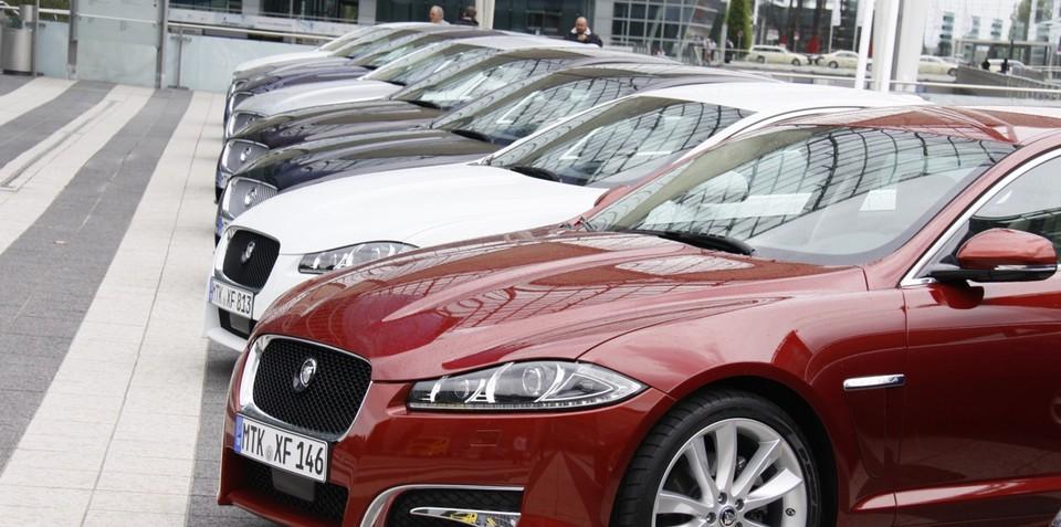 2012 Jaguar XF Preview
