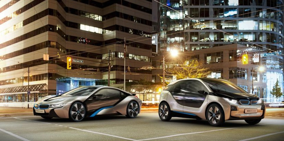 BMW i - A Whole New Concept