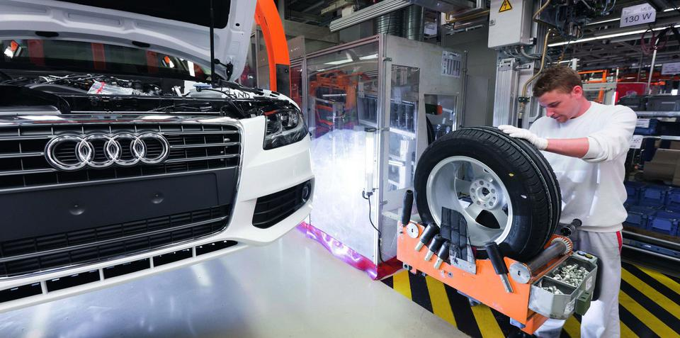 Audi to set up production facilities in North America