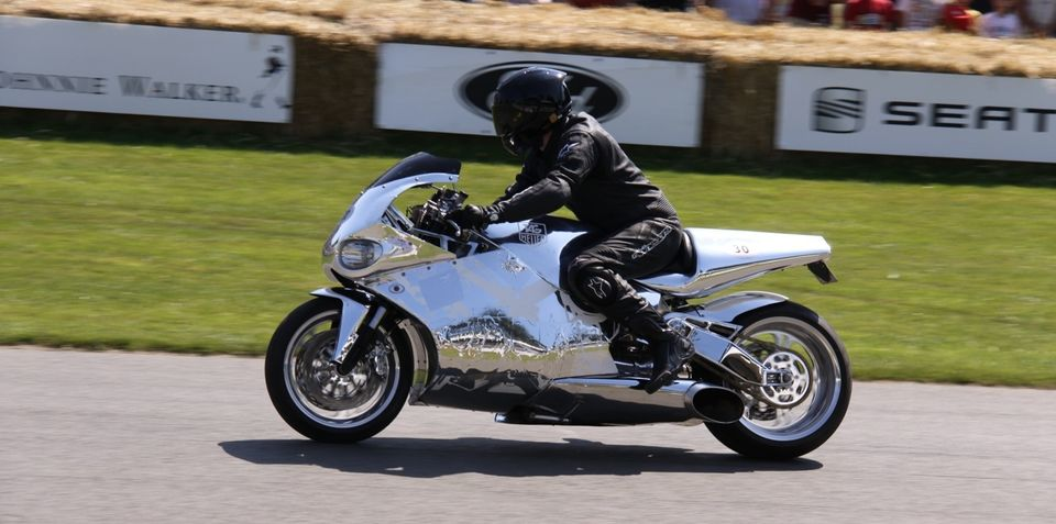 Bikes at 2011 Goodwood Festival of Speed (gallery)