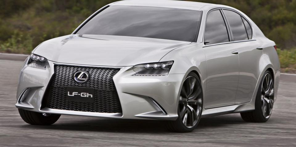 Lexus GS Coupe in the making: rumour