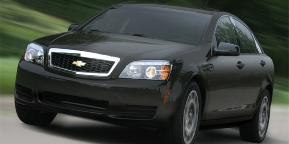 Chevrolet Caprice PPV sold to the public in dealer loophole