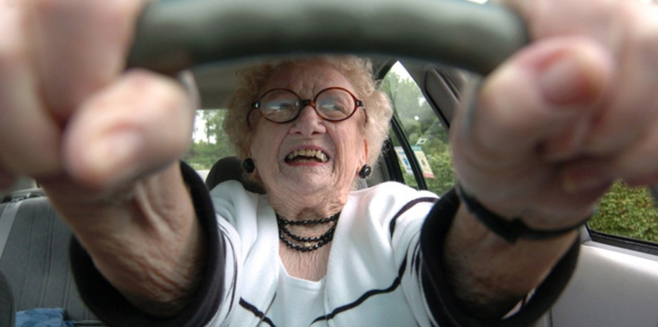 Grandparents safer drivers than parents: study