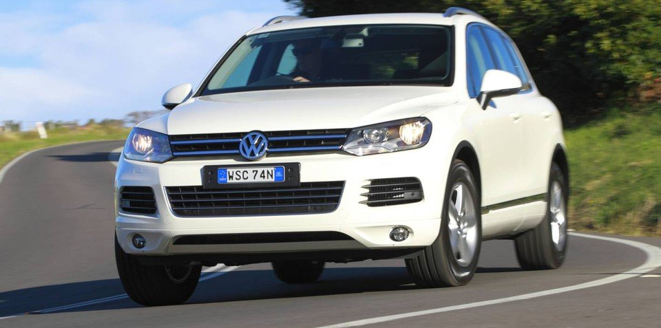 Volkswagen 7-seat SUV on the way: report