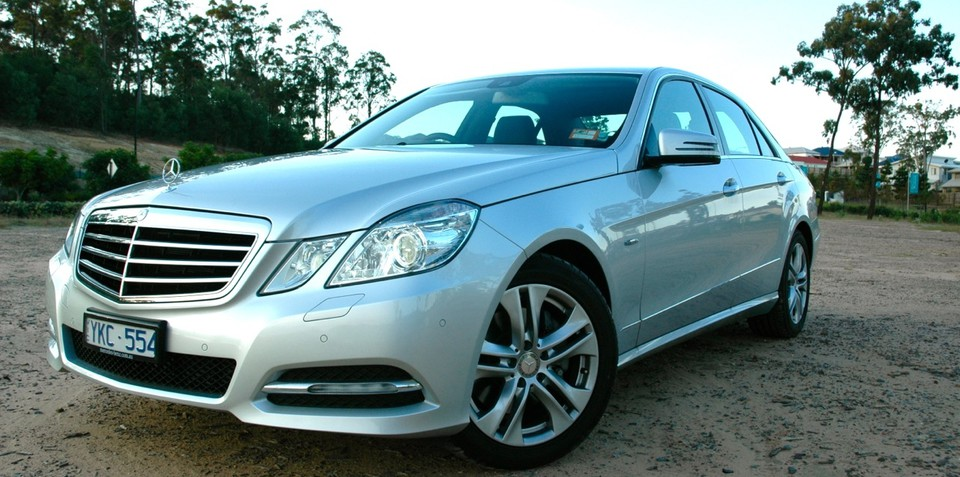Mercedes benz e 250 review caradvice for Mercedes benz safety rating