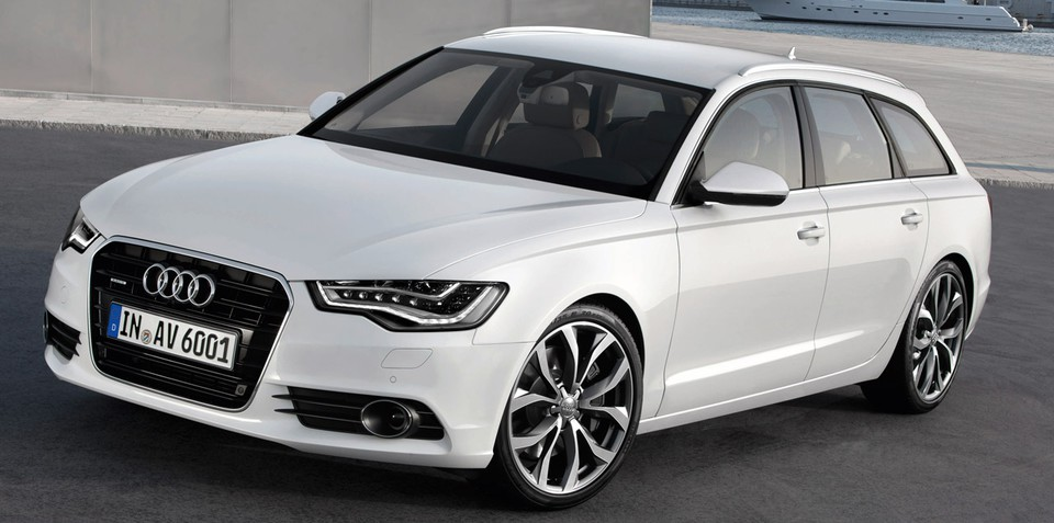 Audi A6 Avant likely for Australia by mid-2012