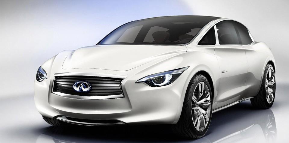 Infiniti to adopt Mercedes-Benz B-Class MFA platform