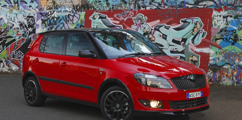 Skoda Fabia on sale in Australia