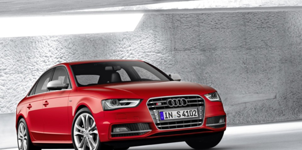2012 audi a4 range updated likely for australia mid 2012