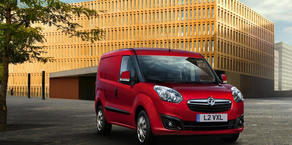 2012 Vauxhall Combo unveiled, new Holden Combo not confirmed for Australia