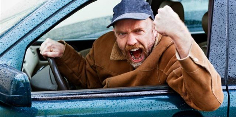 Drivers whose cars are an 'extension of themselves' are more aggressive