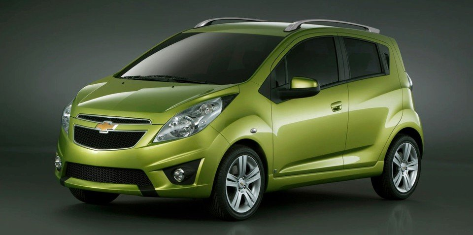 2013 Chevrolet Spark EV to debut next year