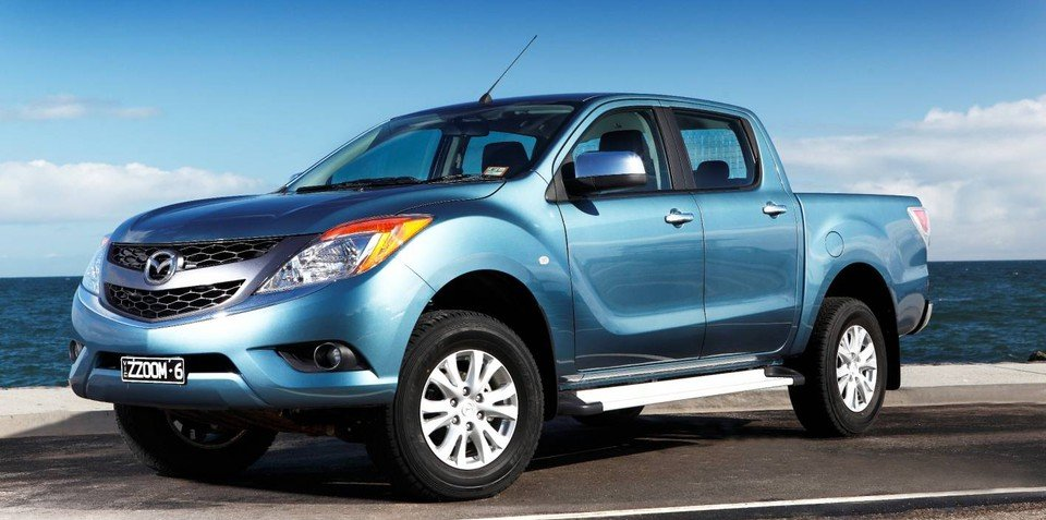 Mazda BT-50 prices revealed for Australia