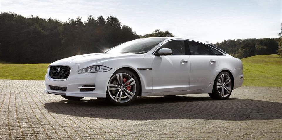 Jaguar XJ Sport and Speed packs revealed in Dubai