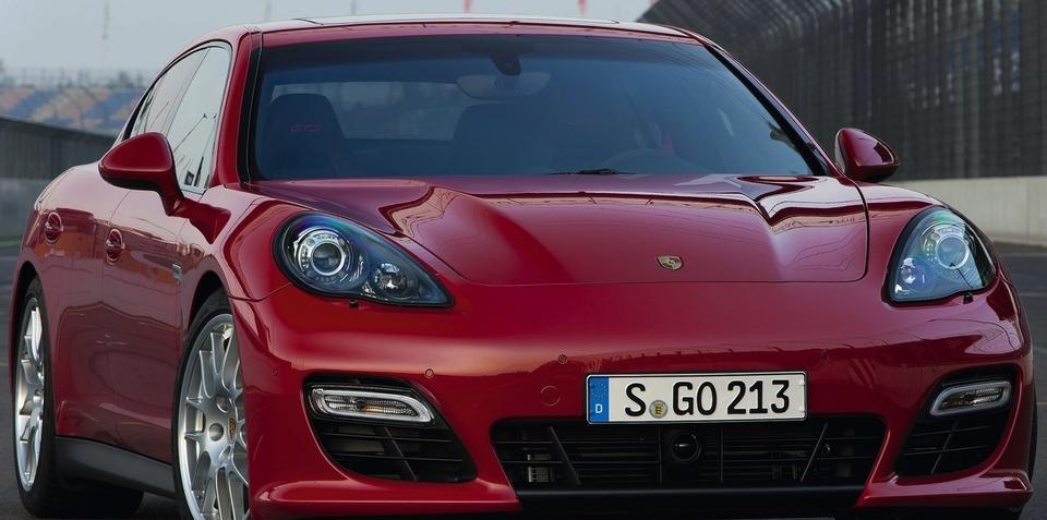 2012 Porsche Panamera GTS coming to Australia in March