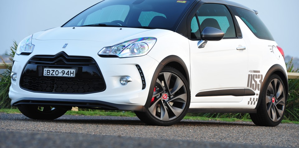 Citroen DS3 Racing hot-hatch ruled out