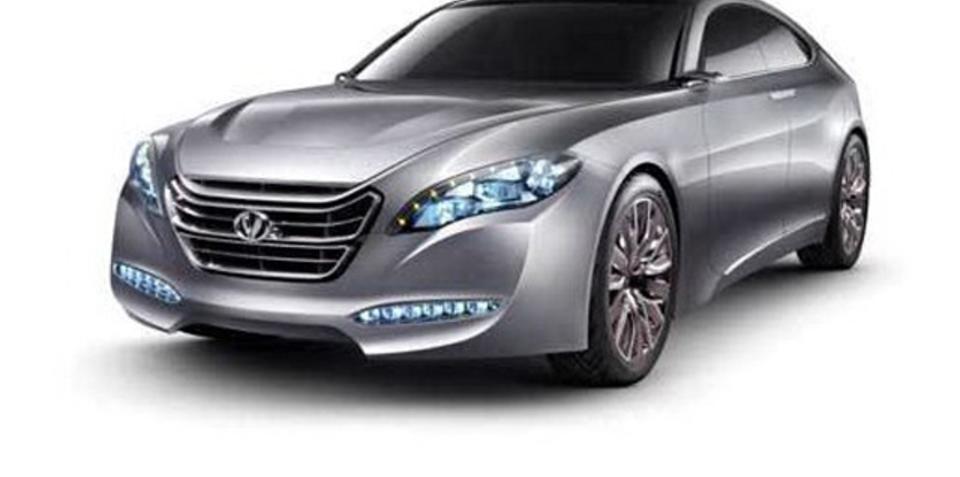 Shouwang BHCD-1 concept by Beijing Hyundai Motor Company