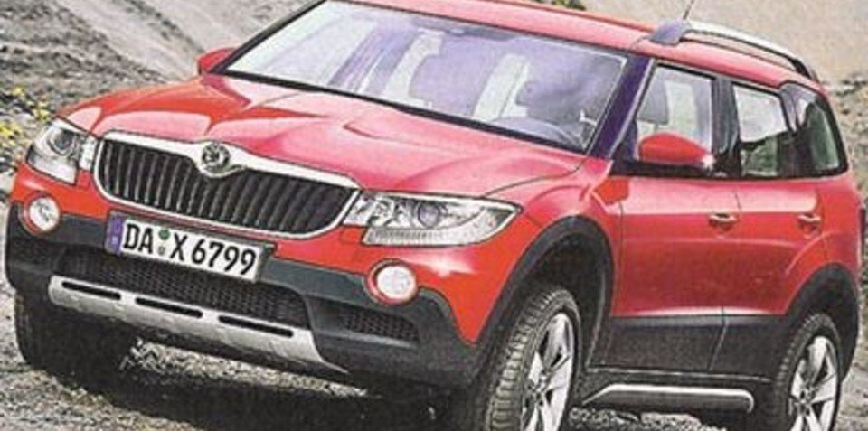 Skoda planning new SUVs and crossovers: report