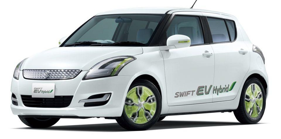 Suzuki Swift EV, Regina and Q-concept revealed ahead of Tokyo debut