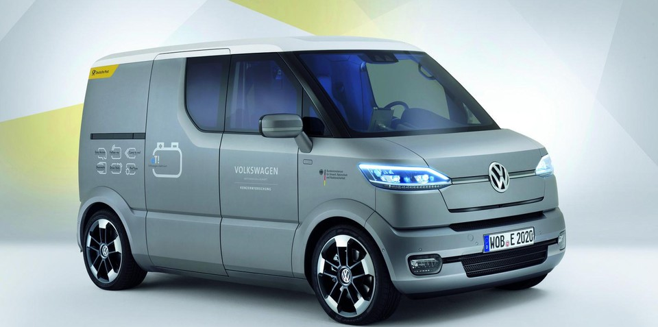Volkswagen eT! Concept delivered