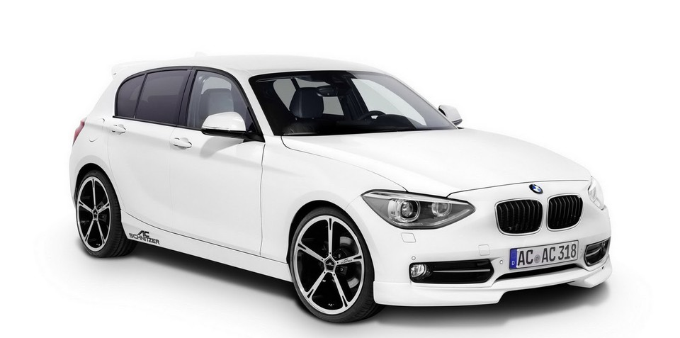2012 BMW 1 Series tuned by AC Schnitzer