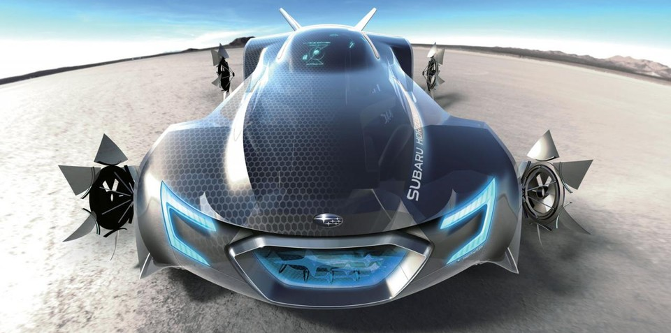 Hollywood's future cars: Los Angeles Auto Show design challenge