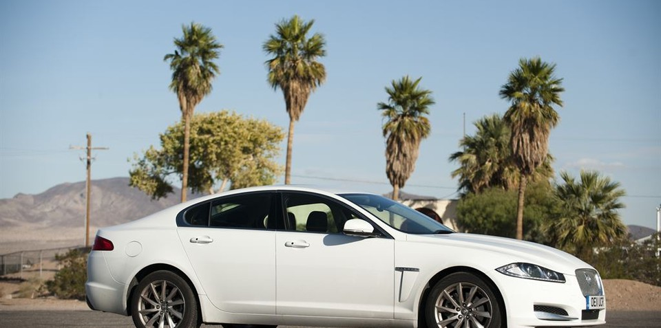 Jaguar XF 2.2D achieves sub-4.5L/100km on economy run