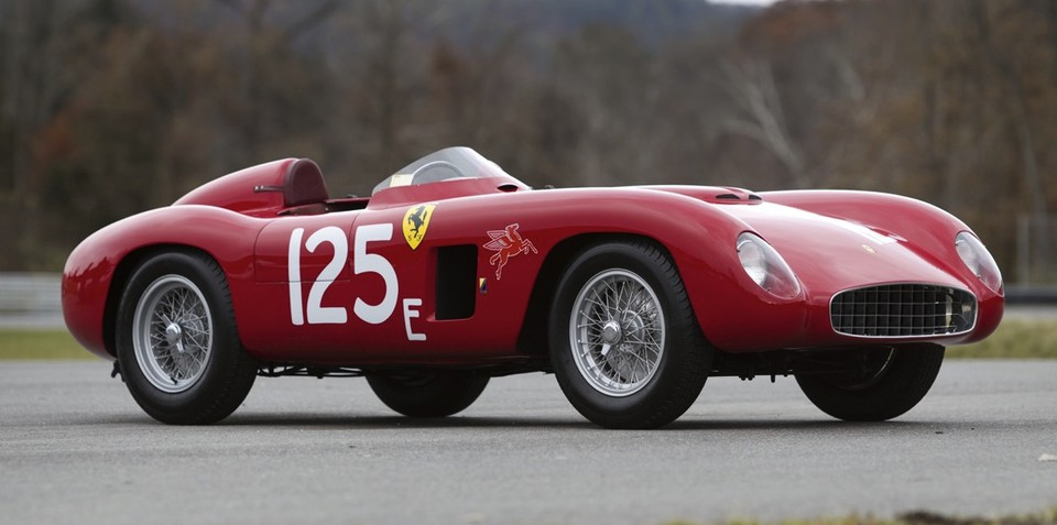 1956 Ferrari 500 Testa Rossa to fetch over $2M at auction
