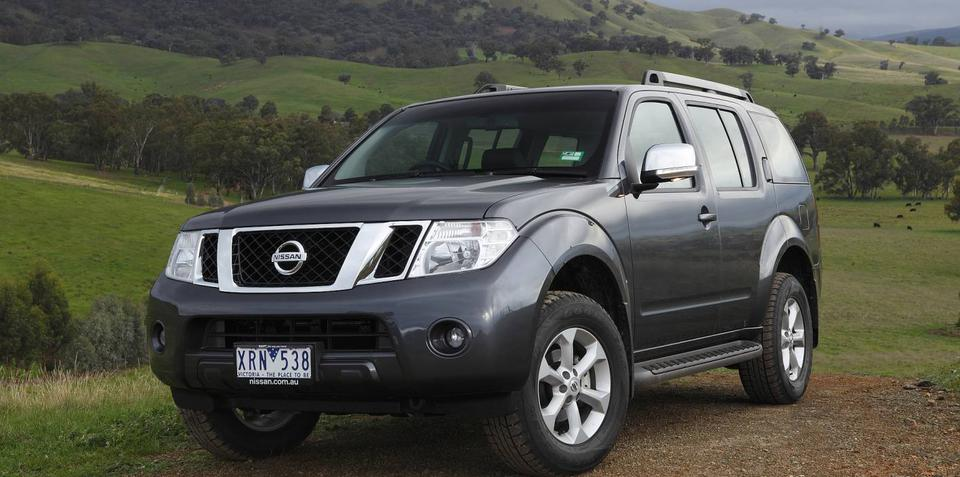 Nissan Pathfinder concept headed for Detroit show