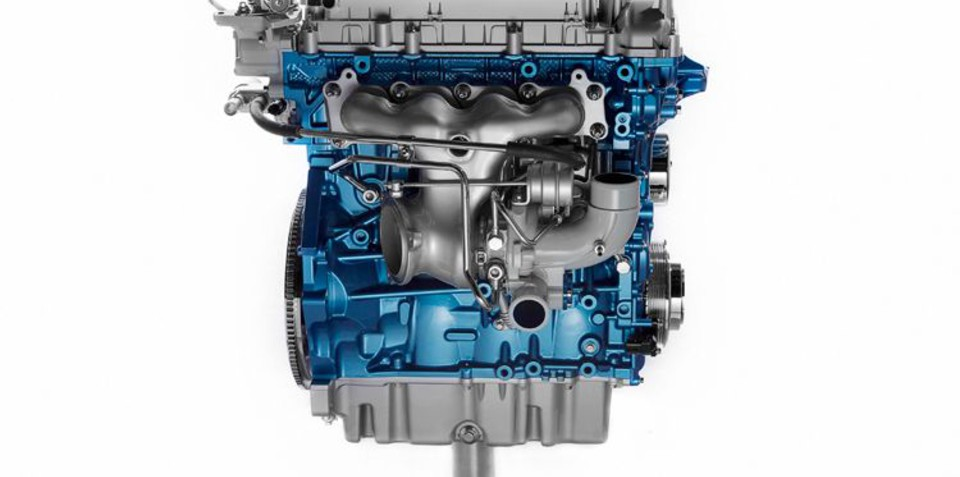 Ford's EcoBoost named among Ward's 10 Best Engines