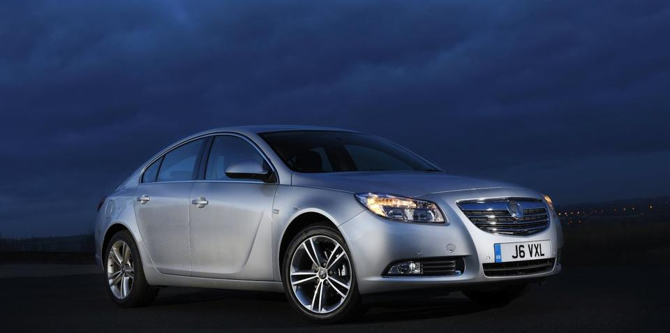 Insignia BiTurbo not part of Opel Australia's plans... yet