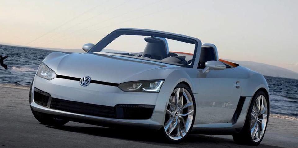Volkswagen rules out cut-price sports car