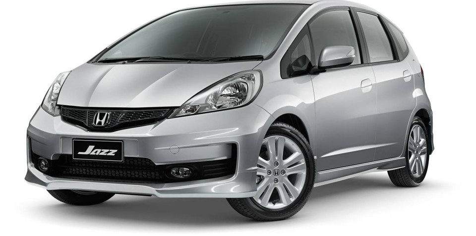 2012 Honda Jazz Vibe re-tunes city car range