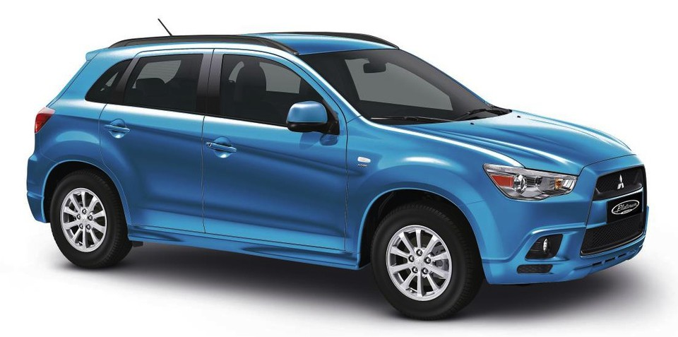 2012 Mitsubishi Lancer, ASX, Outlander, Pajero Platinum on sale