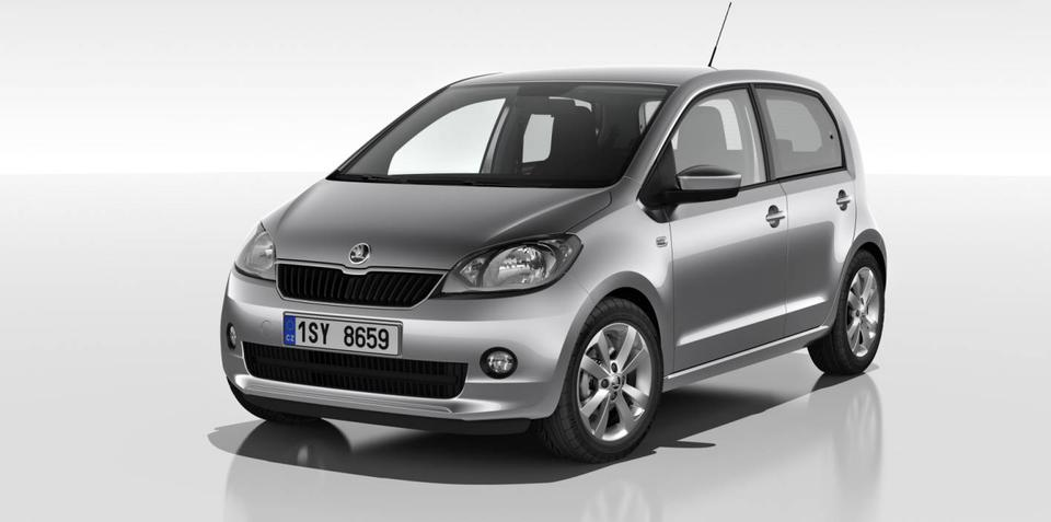 Skoda Citigo five-door headed for Geneva