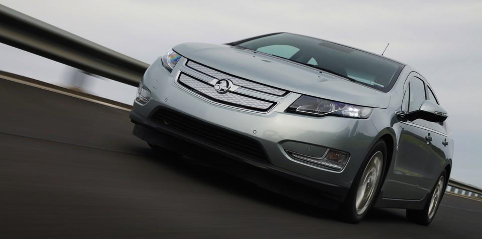 Holden: New Cars 2012