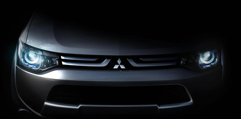 Mitsubishi to unveil global concept at Geneva