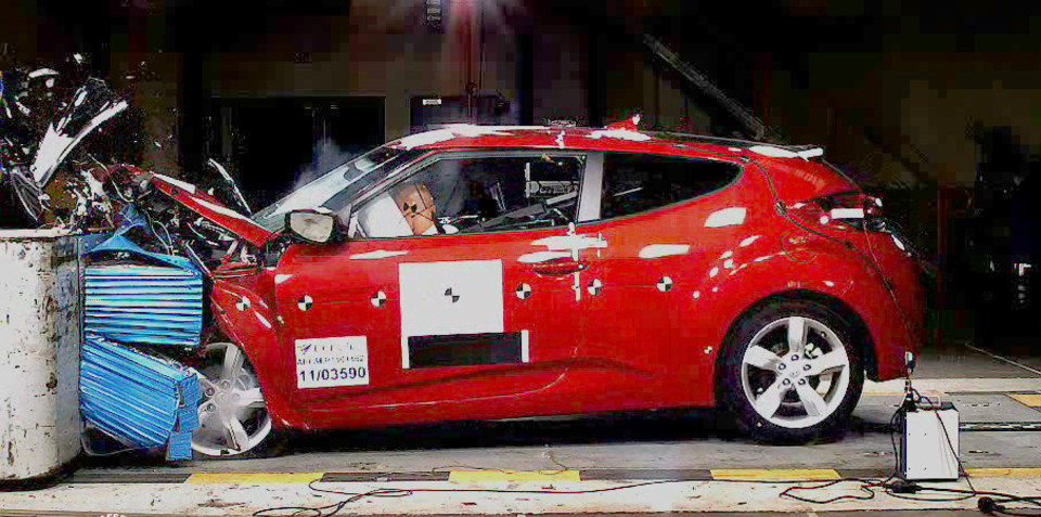 Hyundai Veloster, Honda Civic earn ANCAP five-star safety ratings