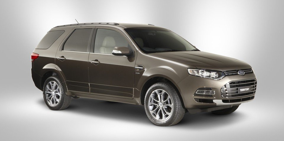 Ford Territory export hopes for Thailand