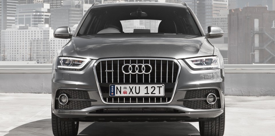 Audi Q3: new baby luxury SUV targets Evoque and X1