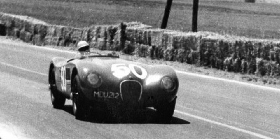 Stirling Moss back in the driver's seat 60 years on