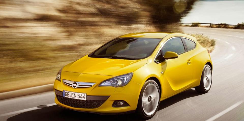 Volkswagen Australia: We're not scared of Opel