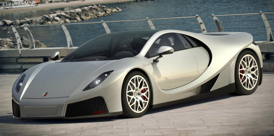 GTA Spano: Spain's first supercar revealed