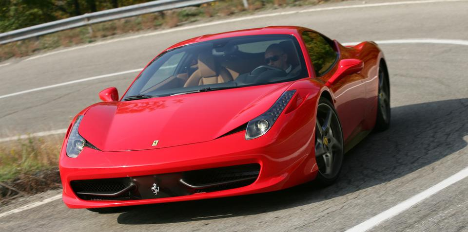 Tax fraud spot checks scare off Ferrari, Maserati customers
