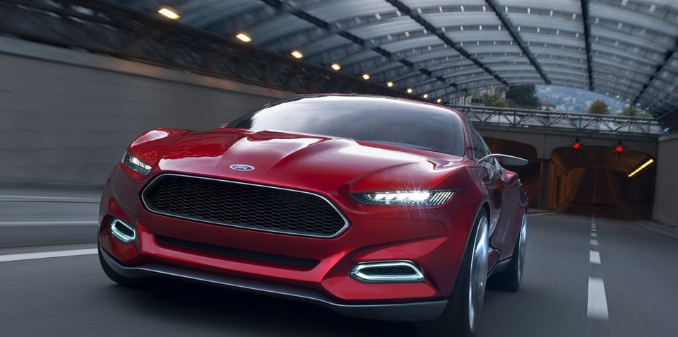 Ford exploring carbonfibre for future vehicles