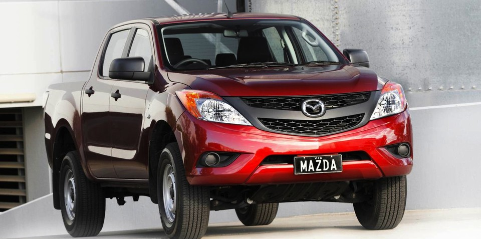 Ford Ranger, Mazda BT-50 production boosted to meet demand