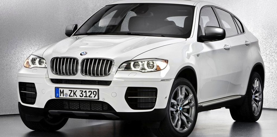 BMW Australia prices triple-turbo M Performance SUVs