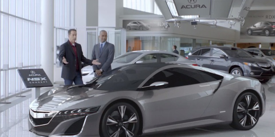 Look out Top Gear, here comes Jerry Seinfeld: comic plans new car TV show